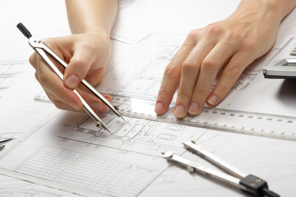 Customizing stick-built home, drafting custom home plans